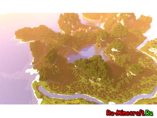 [Map] — Mirlandia — Очень красивая карта