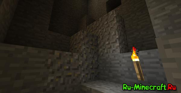 [1.6.4] Nugget's Mod v.0.2 - cередина между рудами и камнями