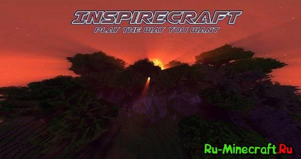 [1.7.4][32x32] InspireCraft — Улучшенные стандартные текстуры!