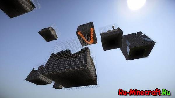 Cube World world Generator - генерируй кубы [1.11.2] [1.10.2] [1.9.4] [1.8.9] [1.7.10]