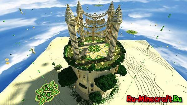 [Map] Baischad — Пустынный монумент