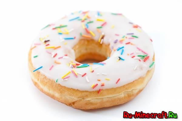 [1.6.4] DonutCraft — Сделай пончик!