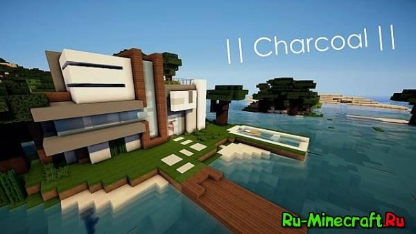 [Map] Charcoal - красивый домик!