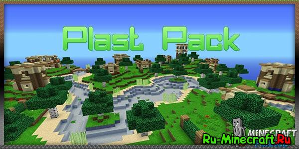 [1.7.5][16x] Plast Pack — улучшенный интерфейс
