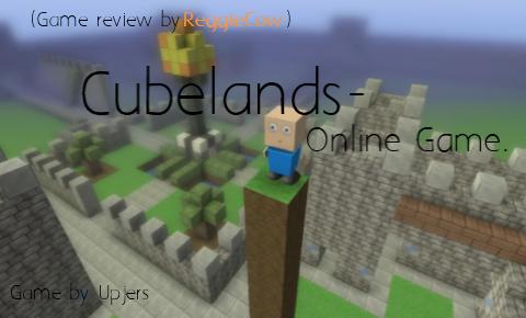 [Games] «Cubelands» - игра, похожая на MineCraft!