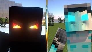 [Video]Minecraft Animation-немного анимаций от _Grimies_!