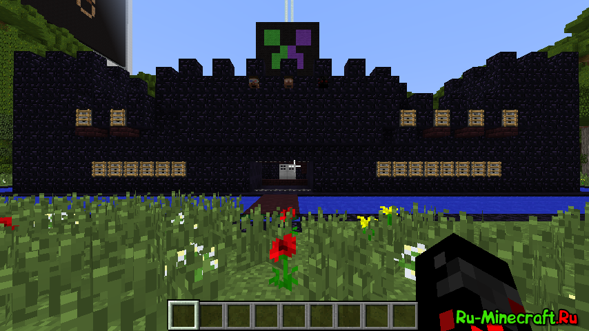 замок херобрина карта для майнкрафт 1.8.8 #9