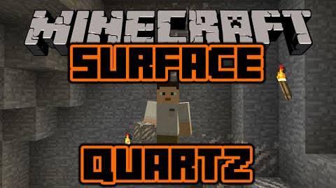[1.7.2] Surface Quartz - кварц в OverWorld'е!