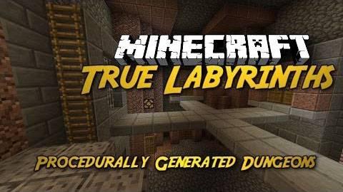 [Map] True Labyrinth — Истинный лабиринт