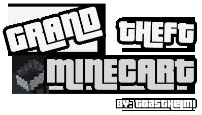 [1.7.2][Bukkit] Grand Theft Minecart — Добавь частичку GTA на сервер
