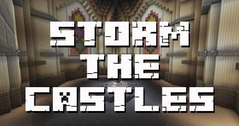 [Map][1.7.4] Storm the Castle - Отличная карта на прохождение