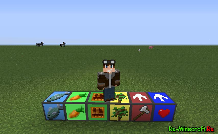 Скачать мод CS: GO для Майнкрафт 1.7.10