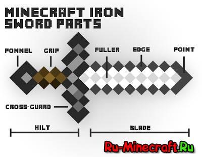 [Разное] Реальный меч из Minecraft!