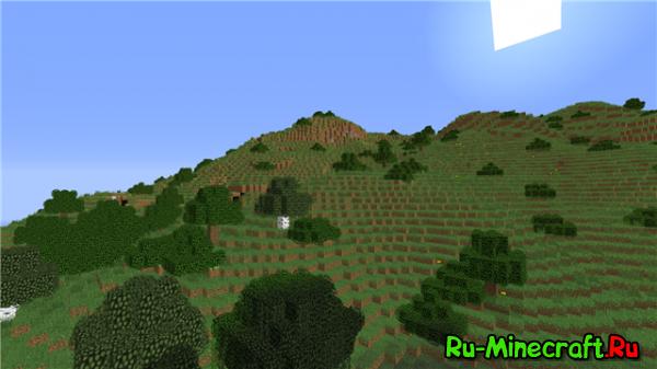 [Client][1.6.4] Minecraft nice  - Сборка для приятной игры