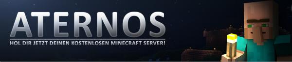 [Guide/Hosting/Free] Aternos - Бесплатный хостинг серверов