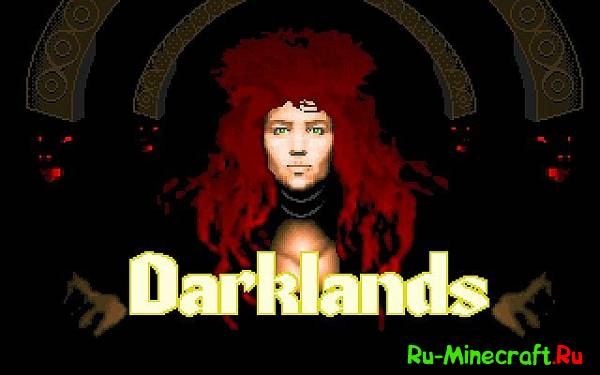 [1.7.5/1.10][32x] DarkLands — Тёмные земли