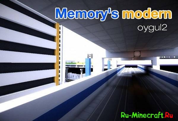 [1.7.5][16x] Memory's Modern — Мемору'с Модерп