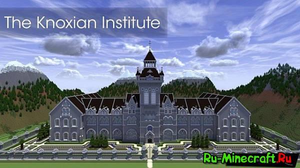 [Map] The Knoxian Institute of Alchemical Studies — Алхимический институт