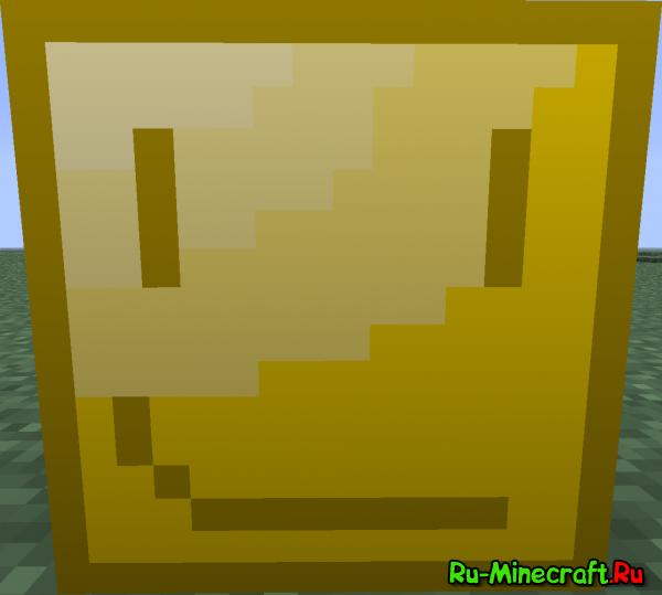 [1.6.4] Smiley Gem - улыбающиеся кристаллы