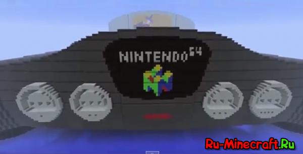 [Видео] Nintendo 64 Timelapse