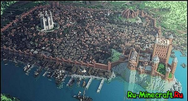 [Map] King's Landing — Большое королевство