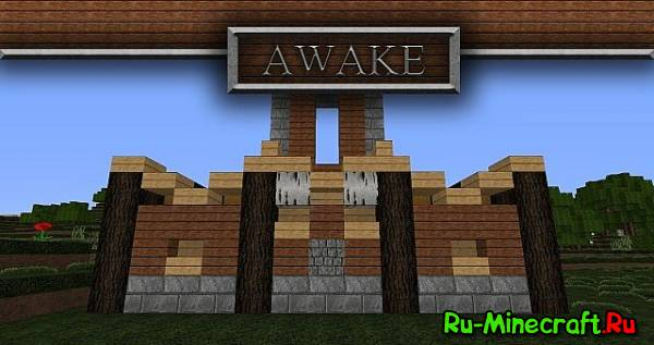[1.7.2][128X] Awake Realism - Красивый ресурспак