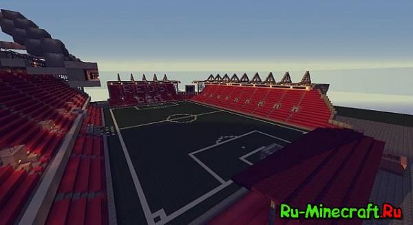 [Map] Town Stadium — Стадион