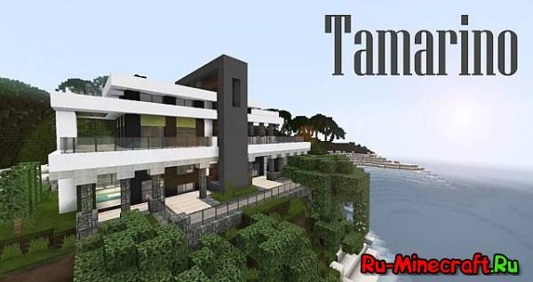 [Map] Tamarino — Вилла в стиле модерн
