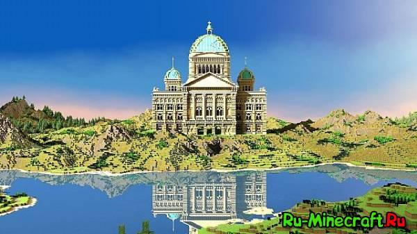 [Map] The Federal Palace — Федеральная палата