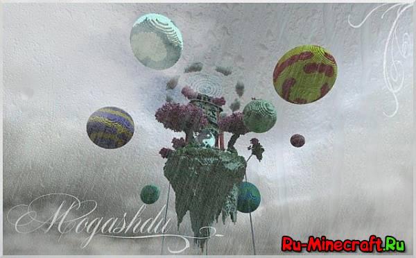 [Map] Mogashdu — Ворота во Вселенную