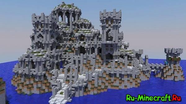 [Map] Water Temple — Крепость на воде
