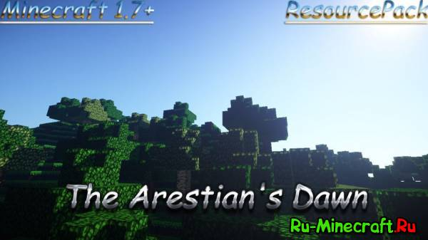 [1.7+][32px] The Arestian's Dawn - Немного RPG?