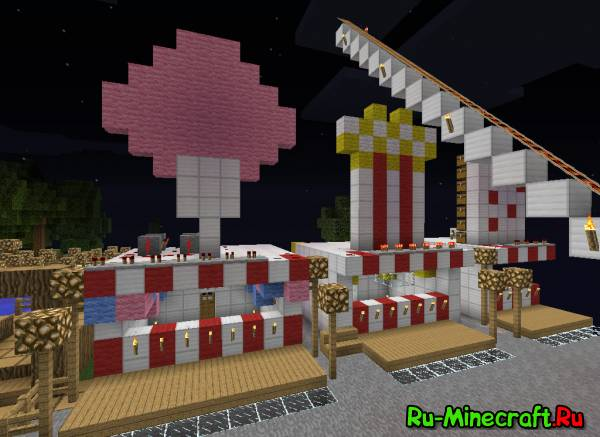 [Map] Cupquake's Carnival - Карнавал!