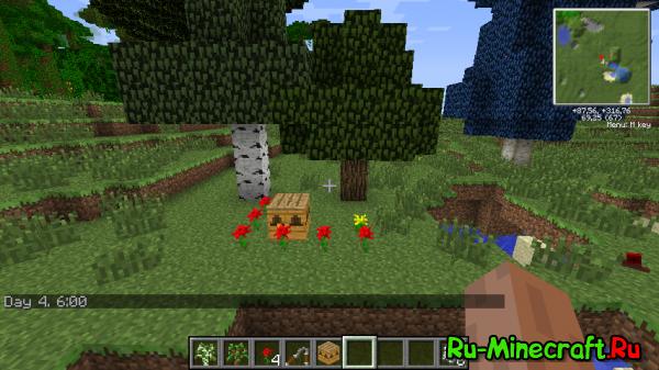 [Guide] Скрещивание деревьев в Forestry