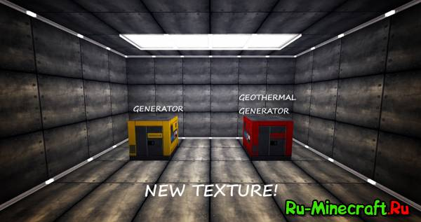 [1.7.8][64x/128x]CuReX Craft — Ресурс-пак для Industrial Craft!