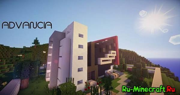 [Map] Advancia — Дом в модерн-стиле