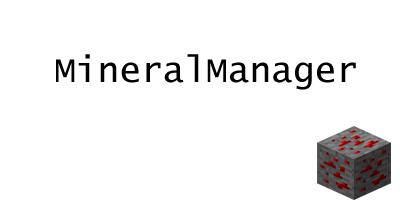 [Plugin][1.5.2-1.7.2] MineralManager v2.2.1 - Восстановление ресурсов