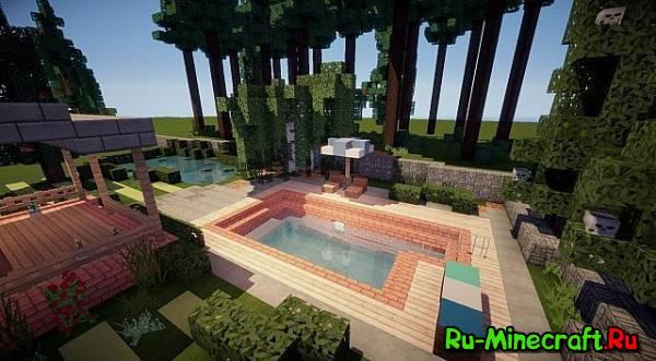 [Map] SubUrban House - красивый домик для жизни
