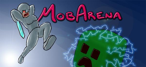[Карта] MobArena: Infection - арена