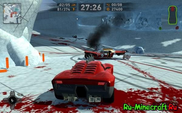 [Game] Carmageddon: Reincarnation - игра детства снова с нами!