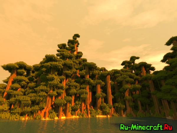 [Map] — Jungle Island — Джунгли зовут!