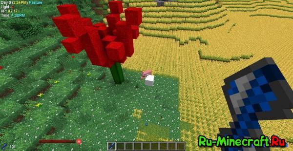 [Клиент][1.7.10] RPG client by Golddrak