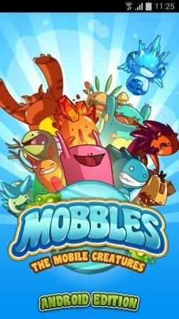 [Other] Mobbles - телефонные монстрики