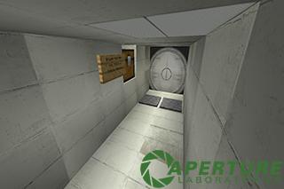 [Map] PortalMine - Карта на прохождение по игре Portal 2 часть