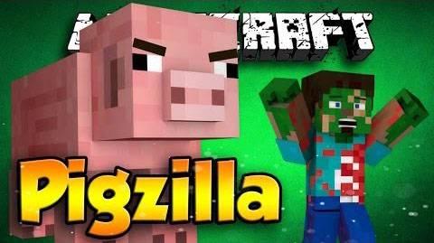 [1.7.2] Pigzilla - Эффектная Свинзилла
