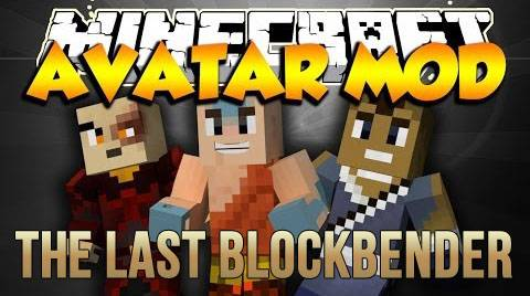 Avatar: The Last Blockbender - Аватар [1.7.10] [1.7.2] [1.6.4]