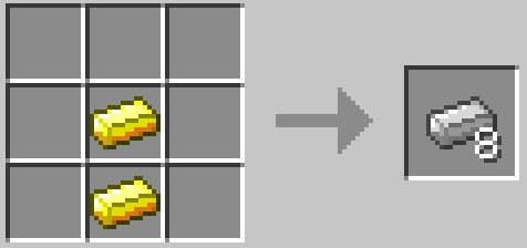 [1.7.2] Ores Exchange Mod - меняем ресурсы