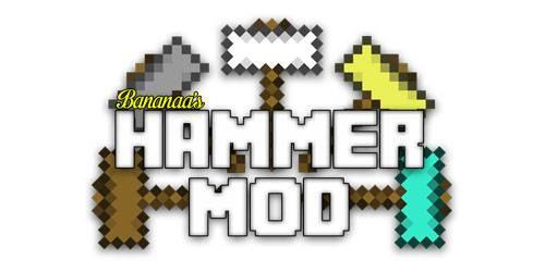 Hammer (Hammerz) mod - Молоты! [1.11.2] [1.10.2] [1.9.4] [1.7.10] [1.6.4]