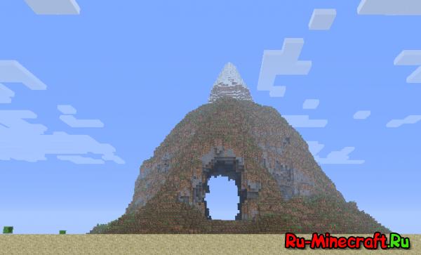 [Map] - Гора тайны
