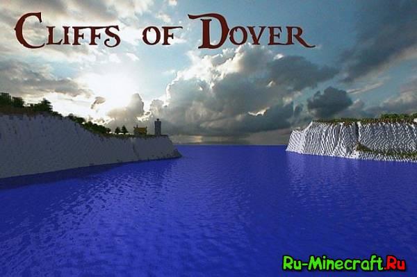 [Map] Cliffs of Dover — Реалистичный ландшафт